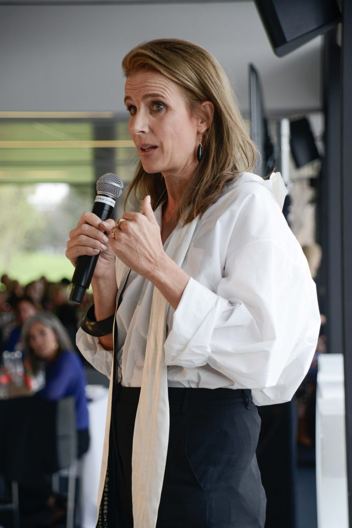 Rachel Griffiths Hagar Lunch to Liberate on www.engagingwomen.com.au