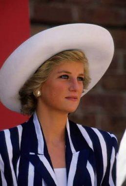 Princess Diana on www.engagingwomen.com.au